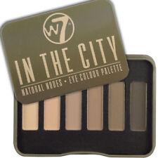 Maquillage mats W7 en bronze pour les yeux