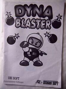 59657 Instruction Booklet - Dyna Blaster [ aka Bomberman ] - Commodore Amiga (19