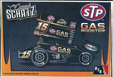 Donny Schatz #15 Knoxville Nationals Winner sprint car model kit