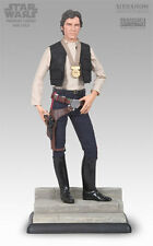 SIDESHOW EXCLUSIVE NEW!! HAN SOLO HERO PREMIUM FORMAT STATUE 1/4 SCALE STAR WARS
