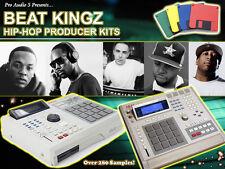 Hip Hop Producer Kits  - Akai MPC2000 XL - MPC3000 Format - 10x Floppy Disks