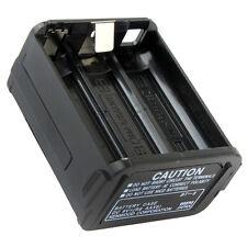 Nuovo Nero BT-8 6 X AA Battery Case per Kenwood 2-Way Radio TH-28 TH-48TH-78HT
