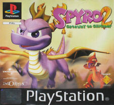 Spyro 2: Gateway to Glimmer ( PlayStation 1 PS1 )( PAL ) Complete ** LIKE NEW **