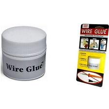 Conductive Wire Glue/Paint NO Soldering Iron/Gun Solder UK SELLER WIRE GLUE