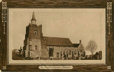 MALDON (Essex) :  St Mary's Church -M & R