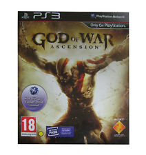 God of War: Ascension PS3 NEW and Sealed, Original Release Not Budget UK Release