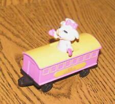 Baby Lambchop In Pink Railroad Car Ertl 1994 Shari Lewis