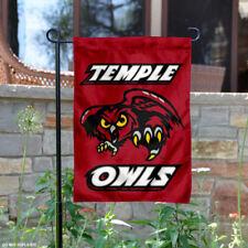 Temple Garden Flag Yard Banner