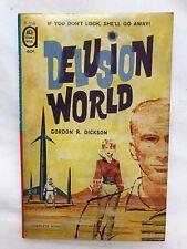 Delusion World & Special Delivery 1961 Vintage Ace Paperback *See Description