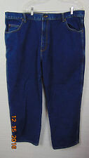 FALLS CREEK  JEANS Pants for Men - W44 X L30 100% Cotton BLUE