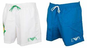 EMPORIO ARMANI men's swimwear boxer shorts or pool beachwear item 211118 4P429