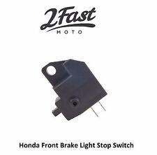 Honda Front Brake Light Stop Switch CBR600 CBR600F F2 F3 F4 F4i Smokin Joe Ed