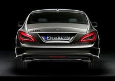 2012 MERCEDES BENZ CLS REAR NEW A4 POSTER GLOSS PRINT LAMINATED
