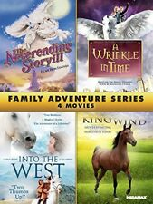 The Neverending Story III: Escape From Fantasia / A Wrinkle in Time / Into the W