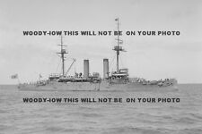rp9649 - Japanese Navy Warship - Asama - photo 6x4