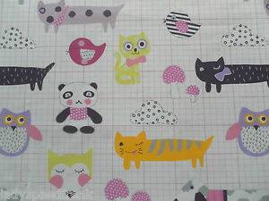 Designers Guild Curtain Fabric MY BEST FRIEND 3.35m Blossom - Kids Design 335cm