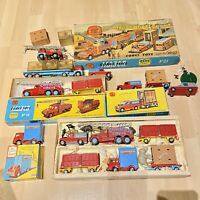 Corgi Gift Sets 23, 12, 19 & More Chipperfields Circus Rare Models! Joblot