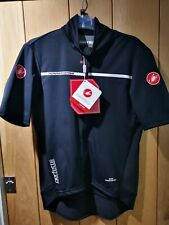 Castelli Perfetto Gore Windstopper Cycling Jersey Black XL RRP £130.00