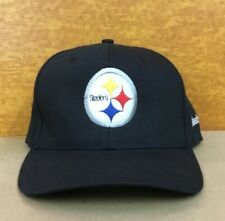 Vintage Reebok PITTSBURGH STEELERS NFL Football Hat Cap New with Tag