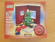 2011 LEGO SEASONAL CHRISTMAS HOLIDAY SET 1 of 2 3300020, PROMO SET, NEW&SEALED