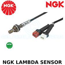 NGK Lambda Sensor (Oxygen O2) - 4 Wires - Stk No: 0201, Part No: OZA527-E3