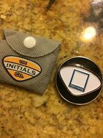 NEW 2pc Nationwide Promotional Golf Ball Marker+Bag+3 Titleist/Top Flite Balls
