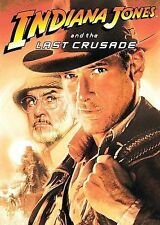 Indiana Jones and the Last Crusade (Dvd, 2008, Widescreen