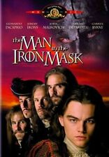 Man in The Iron Mask 0027616629326 With Anne Parillaud DVD Region 1