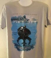 Star Wars Celebration Orlando 2017 Russian Rogue One Poster Sz M Graphic T-Shirt