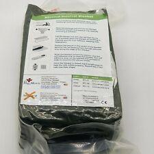 Military Blizzard Survival Sleeping Bag Bivvy Self Heating Thermal Blanket Mylar