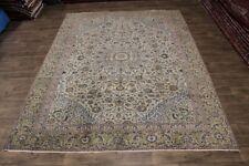 Charming Design S Antique Handmade Kashan Persian Area Rug Oriental Carpet 9X12