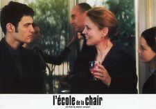 MARTHE KELLER L'ECOLE DE LA CHAIR 1998 VINTAGE LOBBY CARD #3  BENOIT JACQUOT