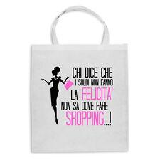 """Shopper """"Chi dice che i soldi non fanno la felicità.."""" Gossip Girl Blair Waldorf"""