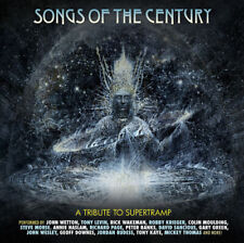 Various Artists : Songs of the Century - A Tribute to Supertramp CD Album
