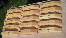 "Jorgensen Woodworking Clamps Lot 15pcs 10"" Medium Wood Parallel Clamp Pony Vise"