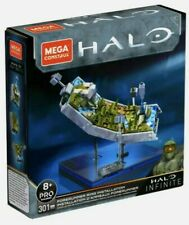 Mega Bloks Construx Halo Infinite Forerunner Ring Installation NIB ON HAND!!!