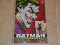 DC Comics - Batman The Man Who Laughs Graphic Novel Book - Joker Cover