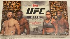 2020 Topps UFC Hobby Box (24 Packs x 10 Cards Per Pack = 240 Cards Total) 🔥🔥🔥