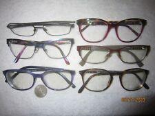 Mix Lot of 6 Burberry-BCBGeneration-ESCADA-Calvin Klein-Fendi-Persol Eyeglasses