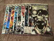 2009 DC Comics BLACKEST NIGHT #1-8 Complete Limited Series GREEN LANTERN - NM/MT