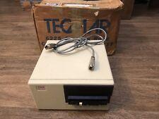 VTG Tecmar MAC DRIVE HDD Ext 1st Hard Disk Drive for Apple Macintosh 128K 512K