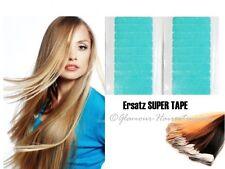 48 Super Tape per Extensions capelli Trama della pelle Nastro adesivo Striscette