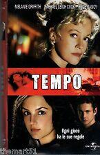 Tempo (2003) VHS Universal   Melanie Griffith -