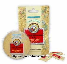 Nin Jiom Herbal Candy Original (20g / Sachet) 17sachet (FREE AIR Mail Shipping)