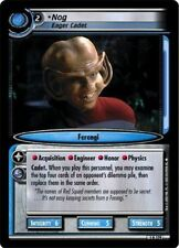 Star Trek CCG 2E Premiere Nog, Eager Cadet 1R279