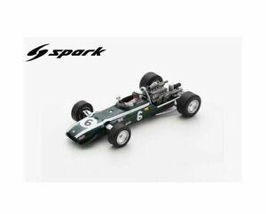 1/43 Spark Cooper T86B N°6 Race Of Champions 1968 Brian Redman Livraison Domicil
