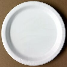 "Party Plates Round Paper 20 per pack 7"" - U Pick Color"
