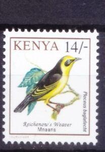 Baglafecht Weaver, Birds, Kenya 1993 MNH