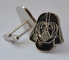 Star Wars Darth Vader Quality Enamel Cufflinks