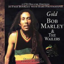 Bob Marley & the Wailers - Gold   *** BRAND NEW 2CD DELUXE EDITION ***